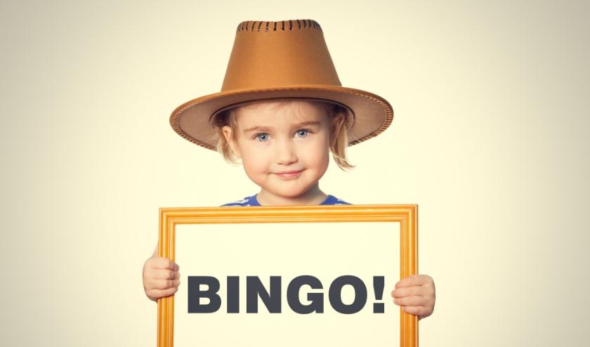 Iedere tweede dinsdag van de maand is er een bingo bij De WijKern aan het Eilandplein 300 in Duiven.