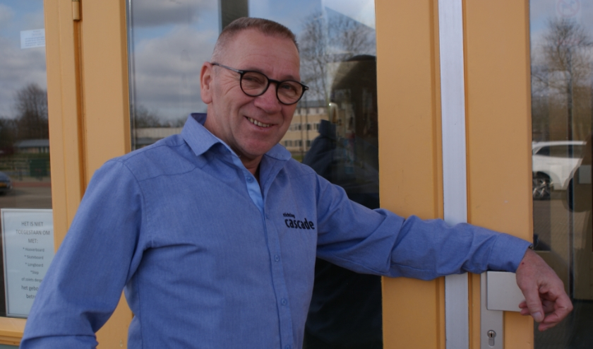 Piet den Otter trekt de deur achter hem dicht en gaat vanaf april met pensioen.