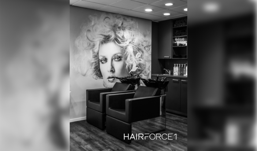 kapperssalon Hairforce 1