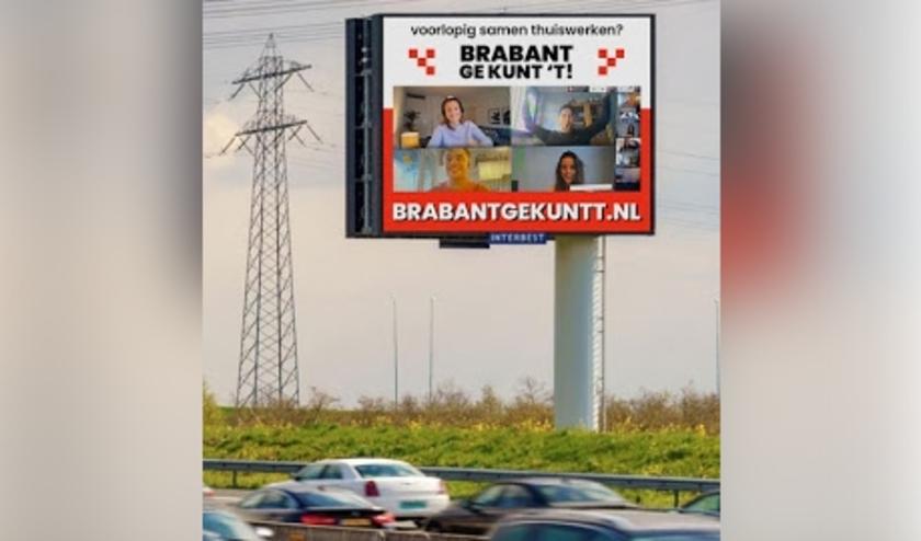Brabantse ondernemers op de bres voor thuiswerkende brabanders