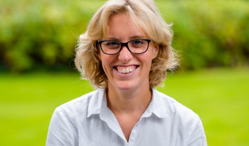 Helene Krijger, Projectleider van NAH-sporten Zeist.
