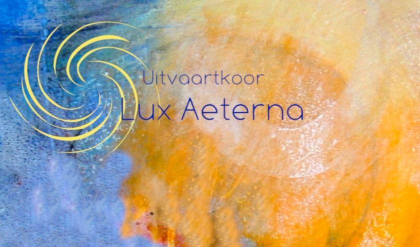 Logo Uitvaartkoor Lux Aeterna