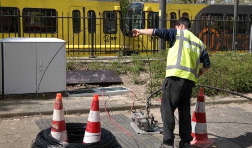 BAM Infra B.V. is maandag gestart met werkzaamheden voor de vernieuwing van de tramlijn in IJsselstein en Nieuwegein-Zuid.