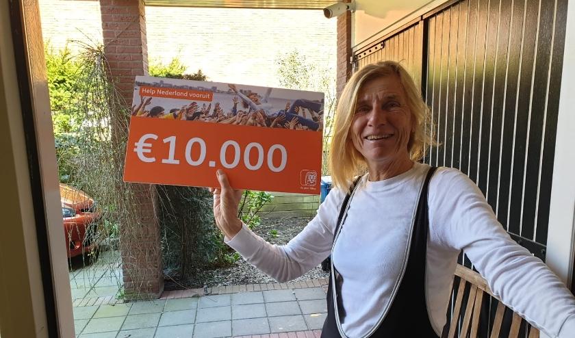 Fietsmaatjes Alphen aan den Rijn bedankt iedereen die op hen gestemd heeft en hoopt snel weer op de fiets te kunnen stappen.