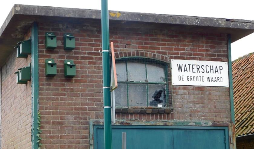 Nieuwe functie voor een oud depot. (foto: Arie Pieters)