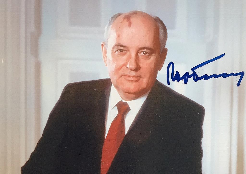 Michail Gorbatsjov Foto:  © DPG Media