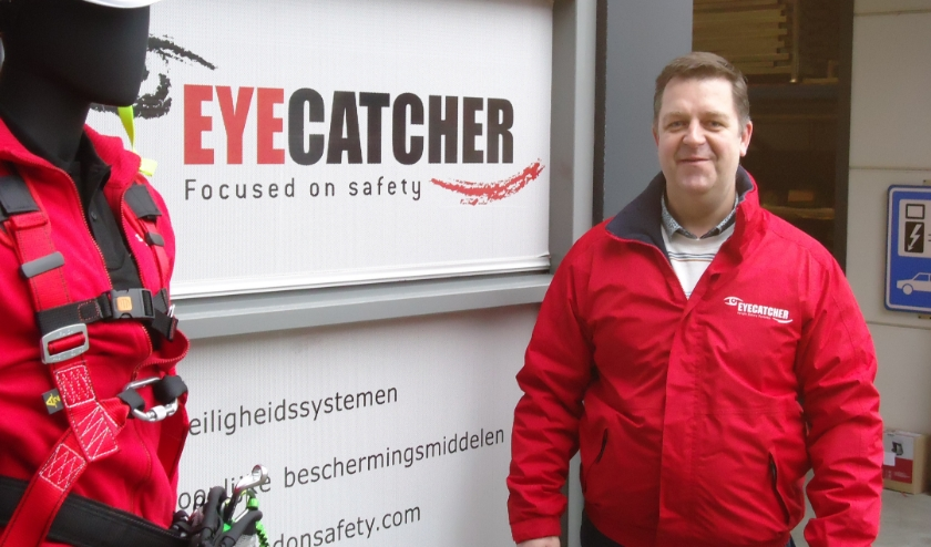 Ondernemer van het Jaar Marco Schuurman van Eyecatcher BV.