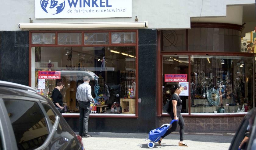 Wereldwinkel Breda sluit tijdelijk de winkel vanwege het Coronavirus.