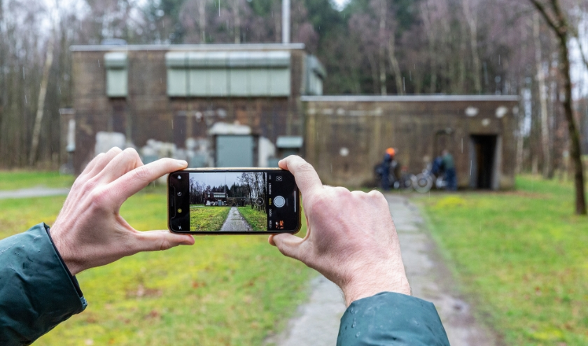Commandobunker, Vliegbasis Soesterberg
