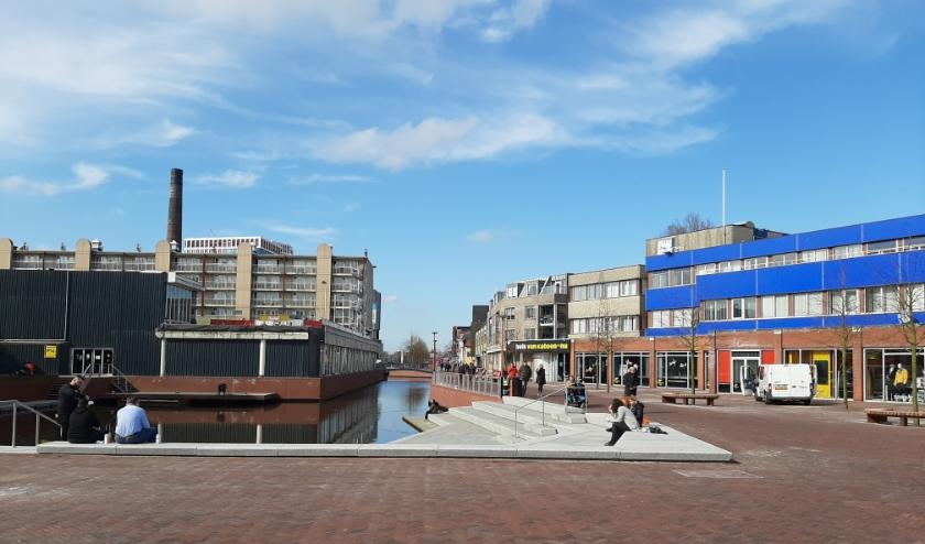 Het Havengebied Zuid is het decor van de nieuwe voorstelling over Almelo 600 jaar recht