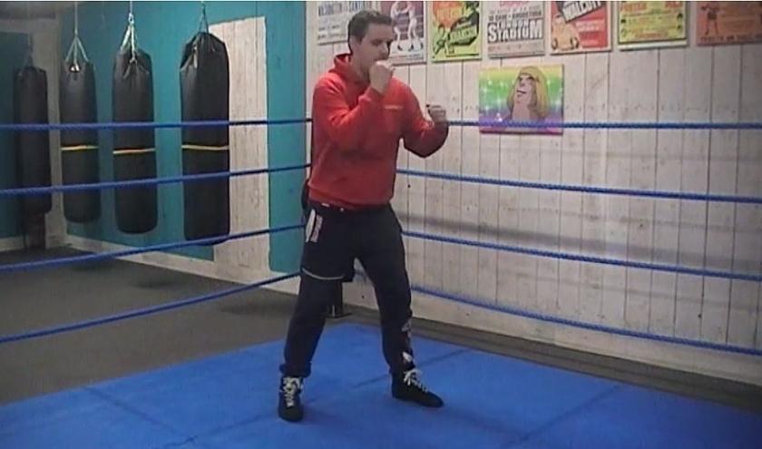 Still uit de video van Rivaal Boksclub.