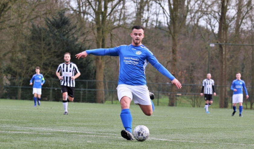 SKV-speler Bart Silvius zal volgend seizoen het shirt van Spero uit Elst (Gld) gaam dragen.