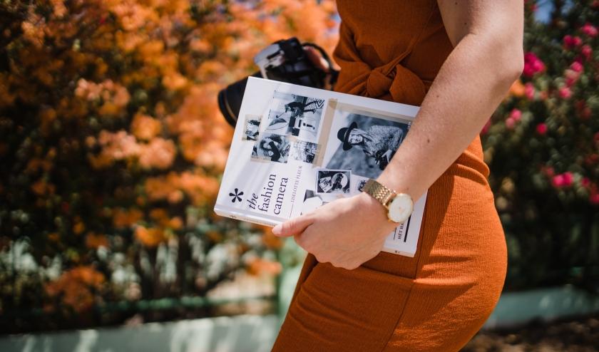 The Fashion Camera Boek