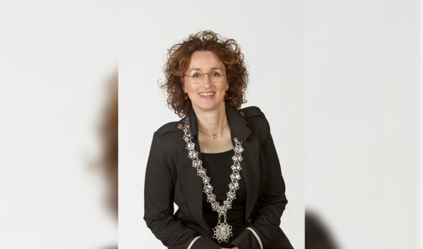 Judith Keijzers-Verschelling, burgemeester van de gemeente Oirschot