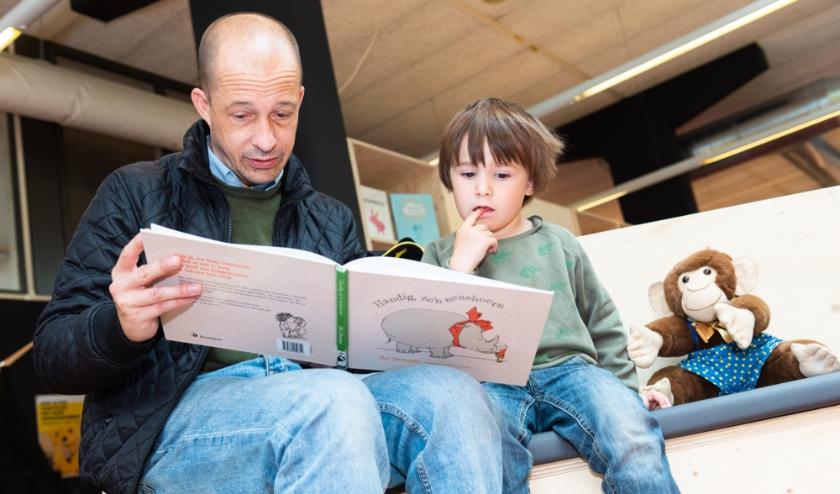 Alle kinderopvanglocaties in Molenlanden gaan meedoen aan BoekStart. (Foto: Maartje Brockbernd)