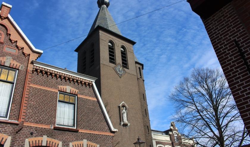 De Nicolaaskerk in de Dorpsstraat. Foto: Simone Ouwerkerk