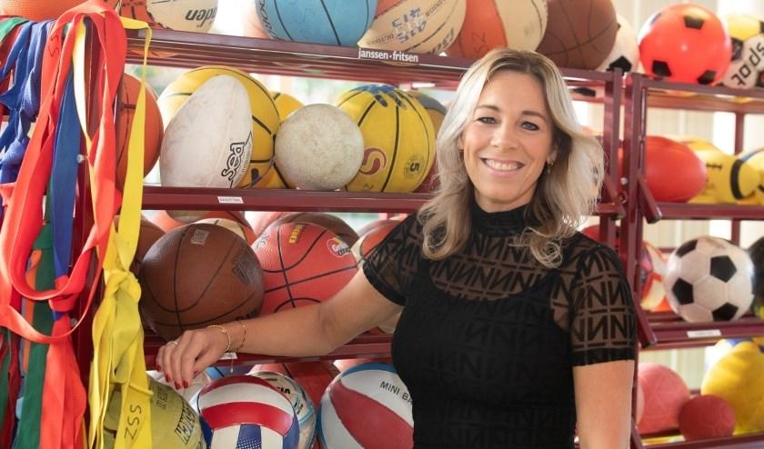 Directeur-bestuurder, SportService Zwolle Jolanda van der Veer.