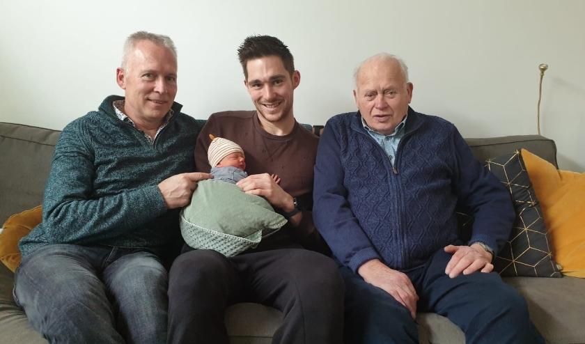 Vier generaties Jansen