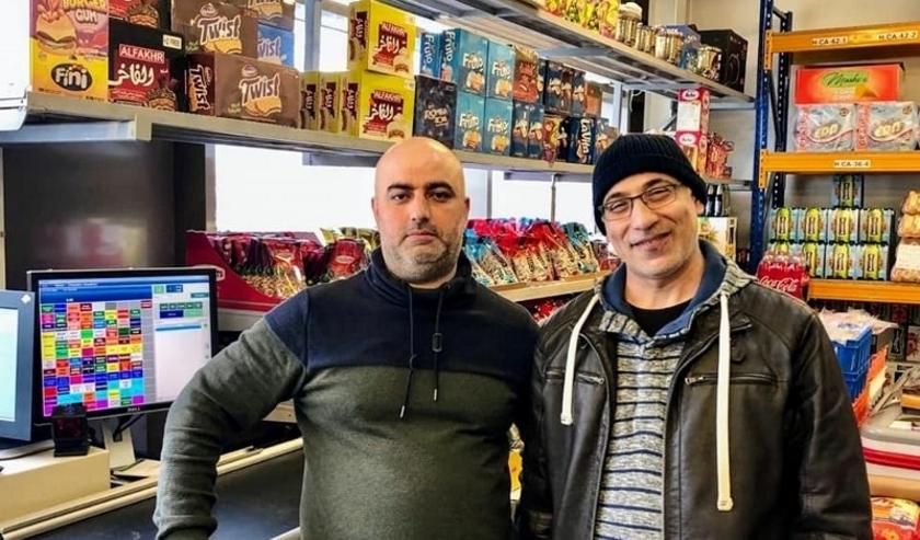 Ahmad en Jehad van Al Madina