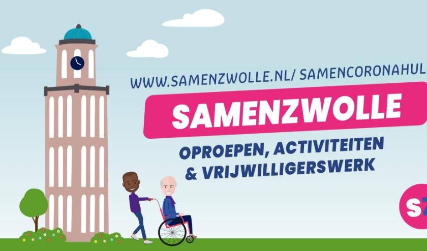 Op SamenZwolle staat alles wat er te doen is in de stad en in de wijken.
