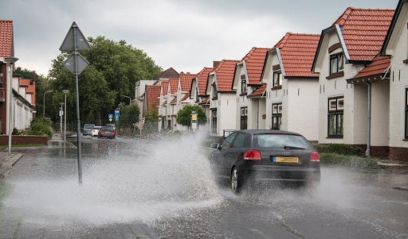 Is een huis bestand tegen de veranderingen van het klimaat? FOTO: Achmea.