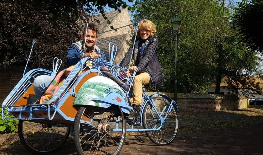 <p>Zomer in Gelderland was voor opnames te gast in Spijk. Foto: PR</p>
