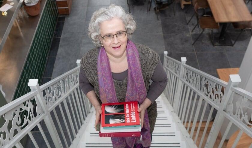 <p>C&eacute;cile Ickenroth (1967) uit Vleuten heeft de nodige schrijfkilometers achter de rug, maar die deed zij voornamelijk op met het schrijven van columns, artikelen en interviews. </p>