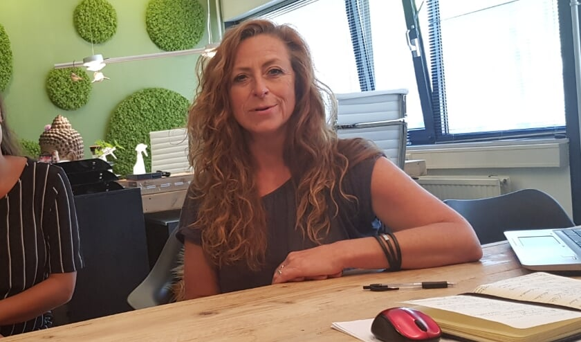 Schouwburgdirecteur Tineke Maas. Foto: Marianka Peters