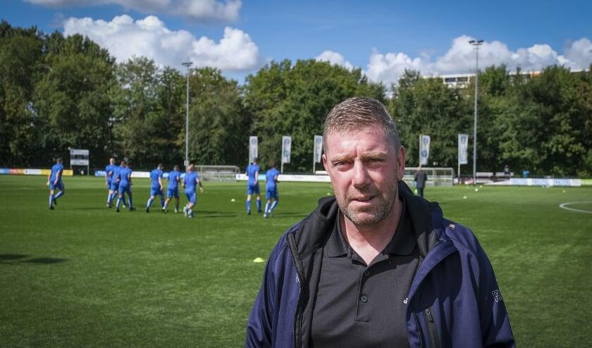 <p>Ton van Bremen wacht pittig seizoen met CVV Zwervers. (Foto: Wijntjes Fotografie)&nbsp;</p>
