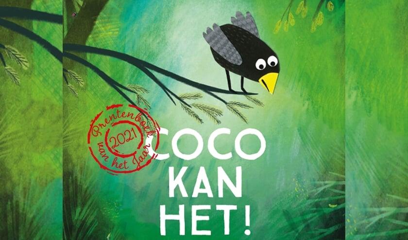 Prentenboek van het jaar Coco kan het!