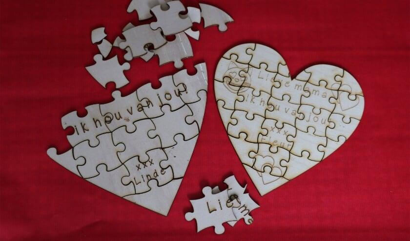 <p>Puzzels maken in het FabLab.</p>