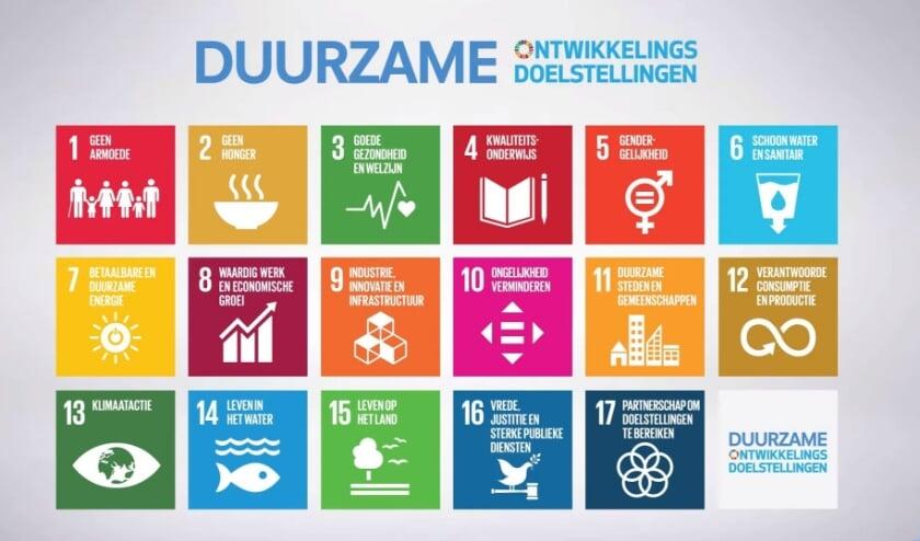 <p>De vakjury heeft de aanmeldingen beoordeeld en langs de lat van de zeventien ontwikkelingsdoelen van de VN. Foto: dezb.nl/mvoprijs&nbsp;</p>