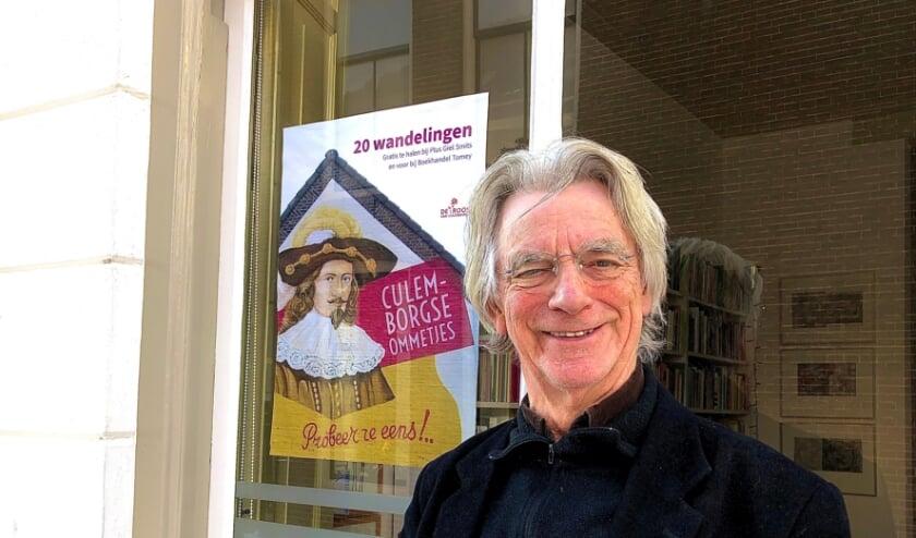 <p>Rieks Hoogenkamp van De Roos van Culemborg. (Foto: Fleur van Eeuwijk)</p>