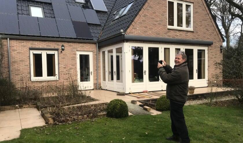 <p>Meten is weten. &nbsp;Han Kattenwinkel: &#39;&#39;We maken warmtefoto&rsquo;s van de buitenkant van huizen.&#39;&#39;&nbsp;</p>