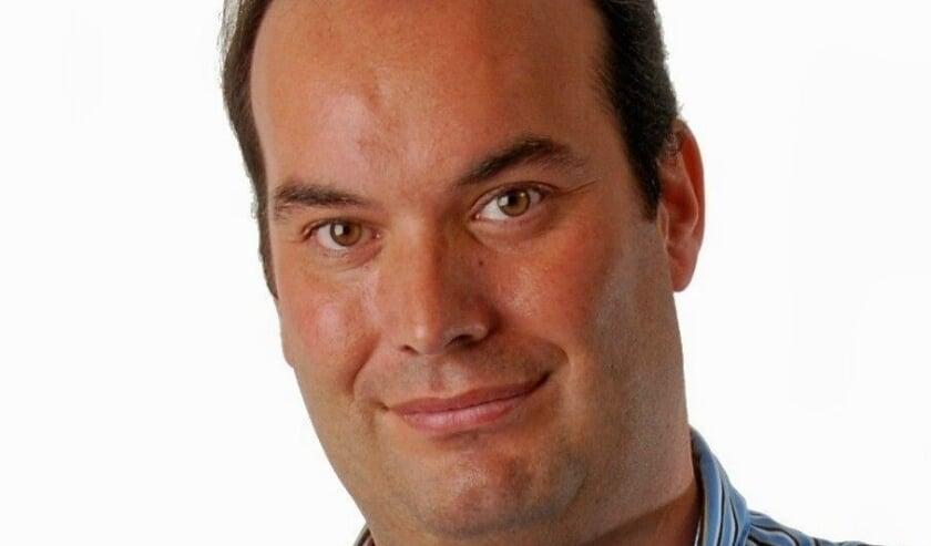 <p>Columnist Danny van der Kracht</p>