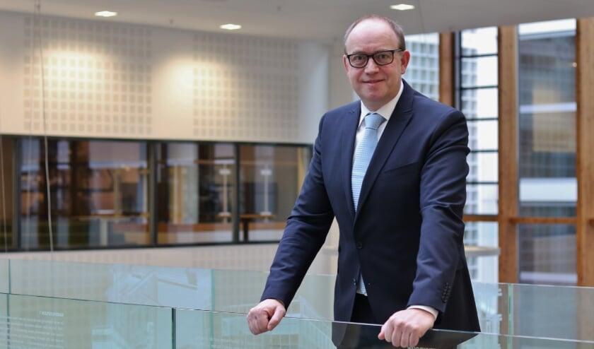 <p>Harold Schonewille, CDA Veenendaal. (Foto: Gemeente Veenendaal)</p>