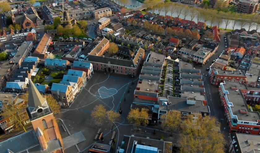 <p>Er is een nieuwe zone-indeling in de binnenstad van Woerden.</p>
