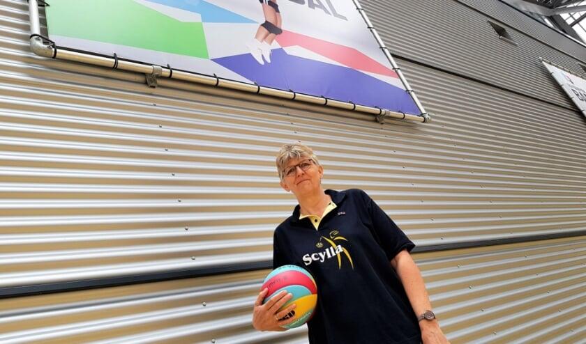 <p>Susan Witte gaat haar vrijwilligerstaken bij Scylla neerleggen, maar blijft wel actief in Dames 4.</p>