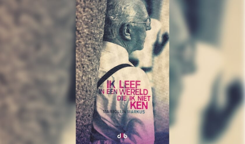 <p>Boek &#39;Ik leef in een wereld die ik niet ken&#39;, geschreven door Marjolijn Markus.&nbsp;</p>