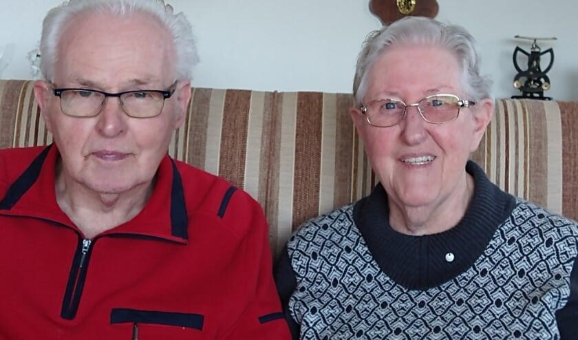<p>Echtpaar Chris Oosterhoff en Kitty Oosterhoff-Visbeen zijn op 7 juni 60 jaar getrouwd.&nbsp;</p>