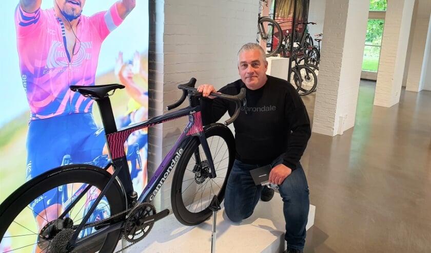 <p>Via de liefde en passie voor de fiets kwam Oosterbeker Ren&eacute; Busscher aan een droombaan bij Cannondale.</p>