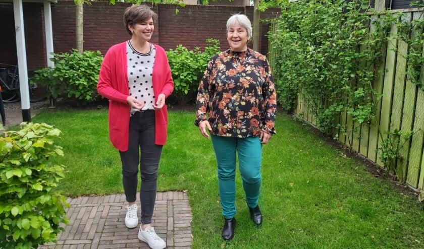 <p>Onafhankelijk cliëntondersteuners (OCO's) Anneke Boerma en Marie-Elise van Dinther lopen een stukje met je mee om de juiste hulp te vinden.</p>