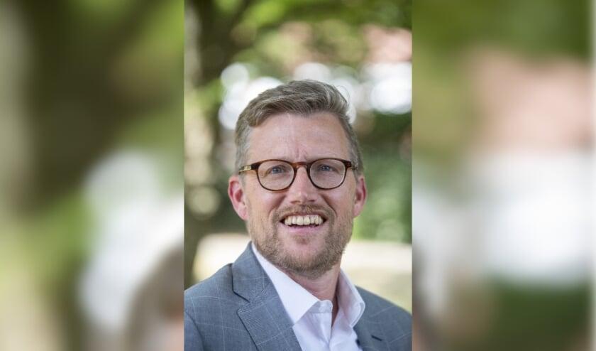 <p>Wethouder Hans Boerkamp.</p>