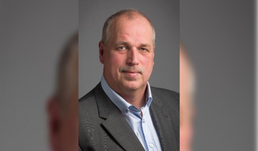<p>Wethouder Martijn Heeze&nbsp;</p>