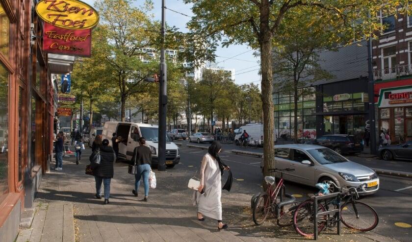 Op de Meent, de Nieuwe Binnenweg en de West-Kruiskade is de geluidsoverlast van verkeer gemeten. Op de West-Kruiskade is het meeste lawaai geconstateerd.