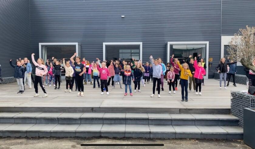 <p>Kinderen uit Montferland kunnen zich aanstaande zaterdag lekker fit dansen!</p>