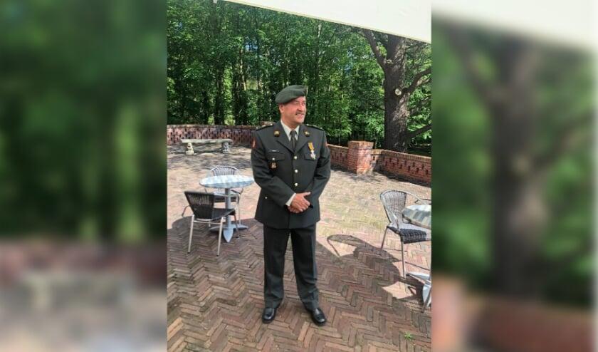 <p>Joep Beljaars is benoemd tot Ridder in de Orde van Oranje-Nassau met de zwaarden.</p>