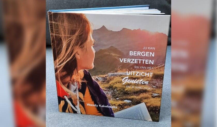 Nieuwe boek Wendy Kakebeeke