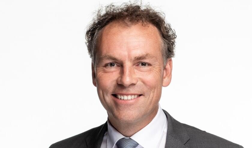 <p>Geert Gerrits, wethouder wonen en ruimtelijke ordening Wijchen.&nbsp;</p>