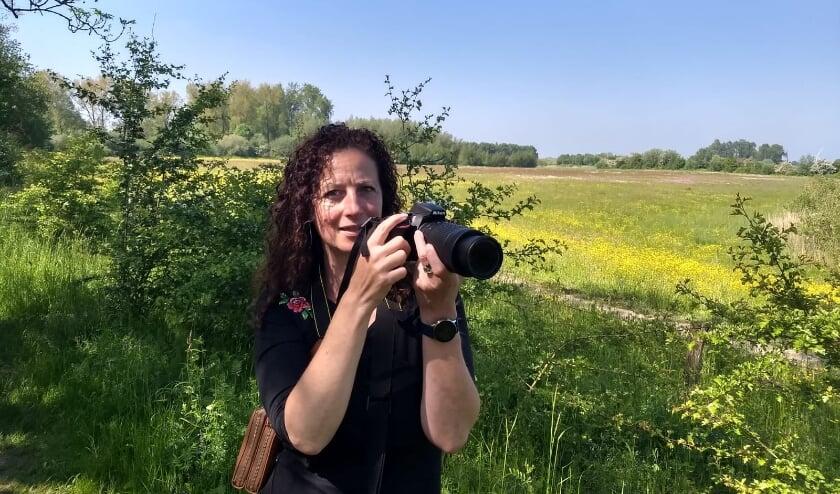 <p>Esther van der Tak heeft haar draai helemaal gevonden in Woerden.</p>